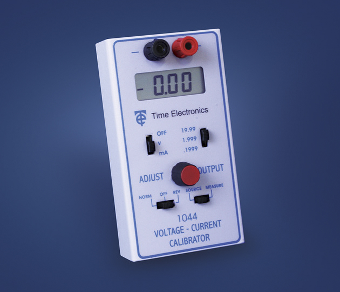 Portable Voltage and Current Test Instruments for ...