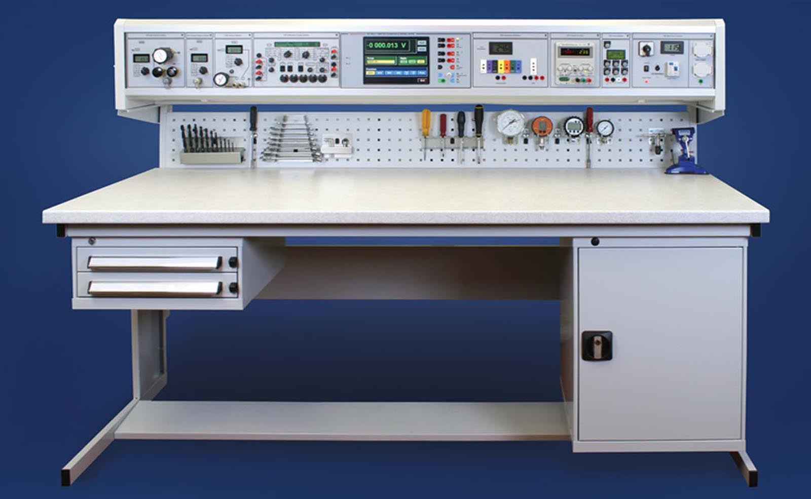 Instrument Calibration Test Benches - Time Electronics