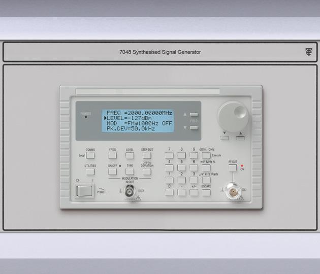 Signal Generator Calibration Output : Rf signal generator module calbench time electronics
